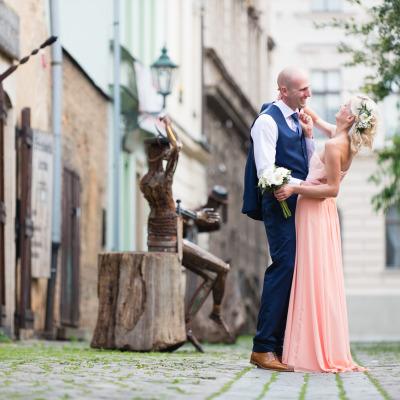 Svatební fotografie - fotograf Filip Komorous