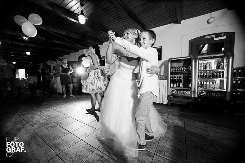 Svatba Marcela a František