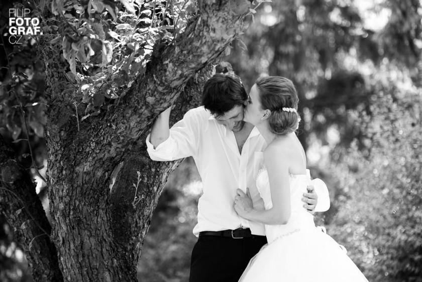 Svatba Anička a Vašek