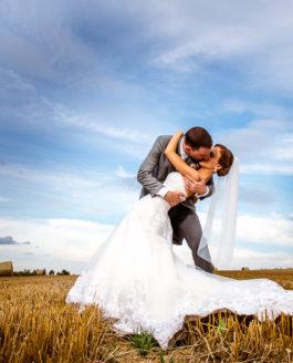 Svatební fotografie Jany a Ondry