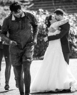 Svatební fotografie Stefanie a Martina
