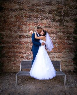 Svatební fotografie Kristýny a Michala