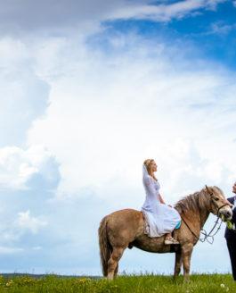 Svatební fotografie Radky a Marka