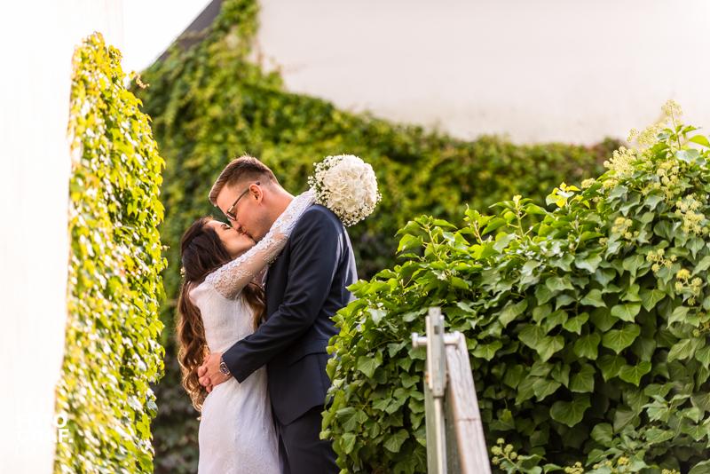 Svatební fotografie Katky a Romana