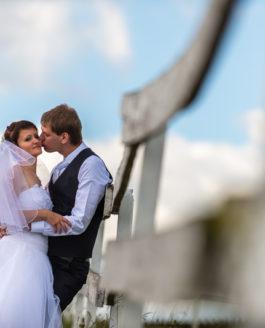 Svatební fotografie Jany a Michala