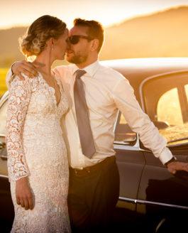 Svatební fotografie Žanety a Michala