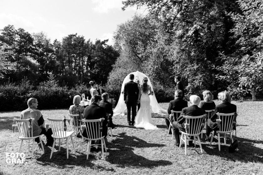 Svatební fotografie Hedviky a Honzy