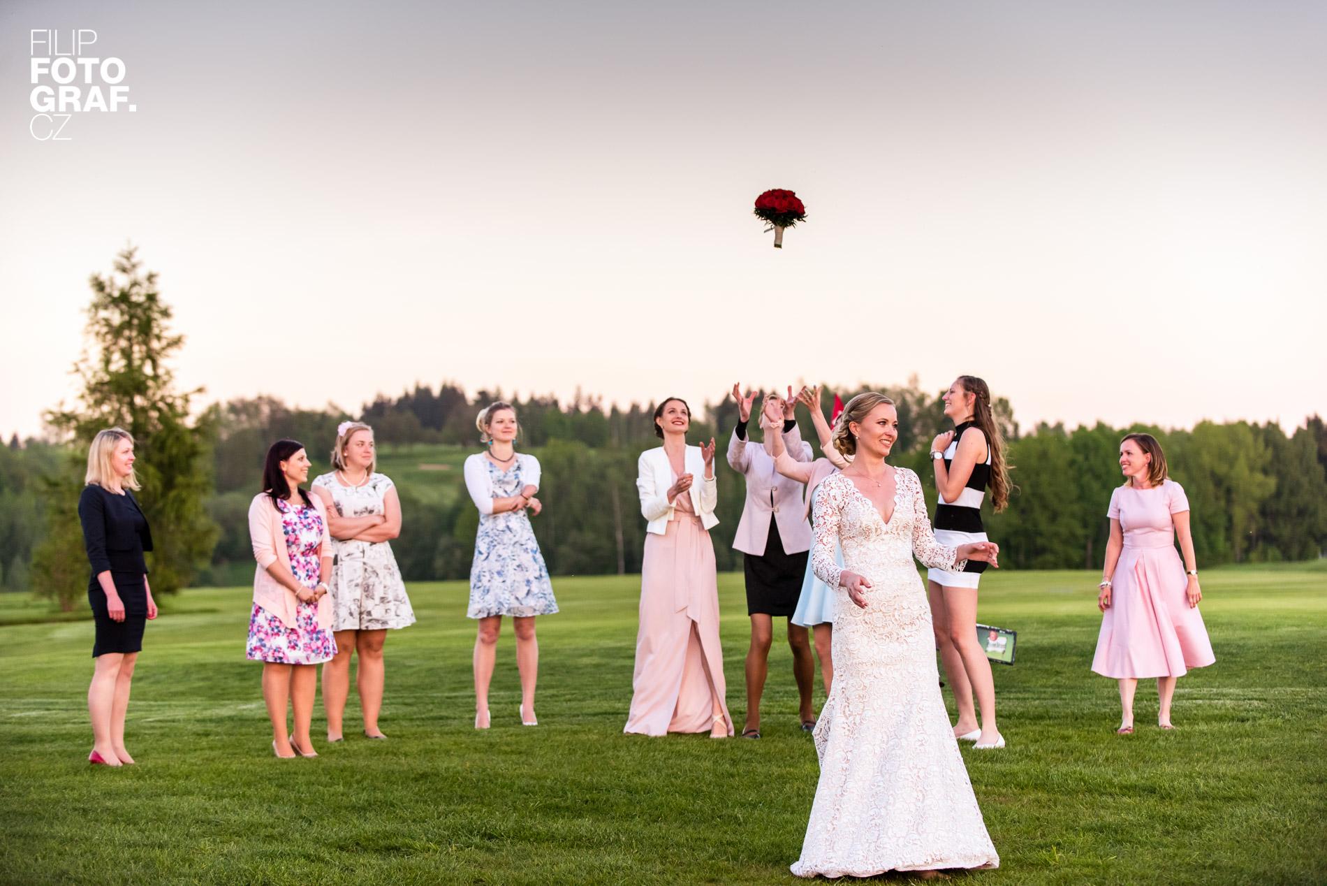 Svatební reportáž - svatební fotograf Filip Komorous