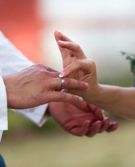 Svatební fotografie Blanky a Martina
