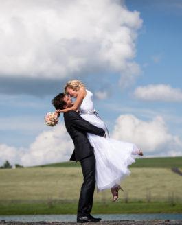Svatební fotografie Katky a Petra
