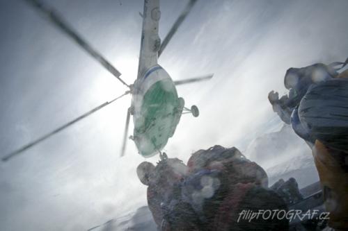 Heliiskiing Uzbekistan – Expedice Hannah