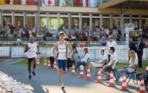 Sportovní fotografie