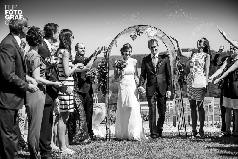 Svatba Míša a Jindra