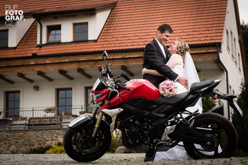 Svatba Natálka a Pavel