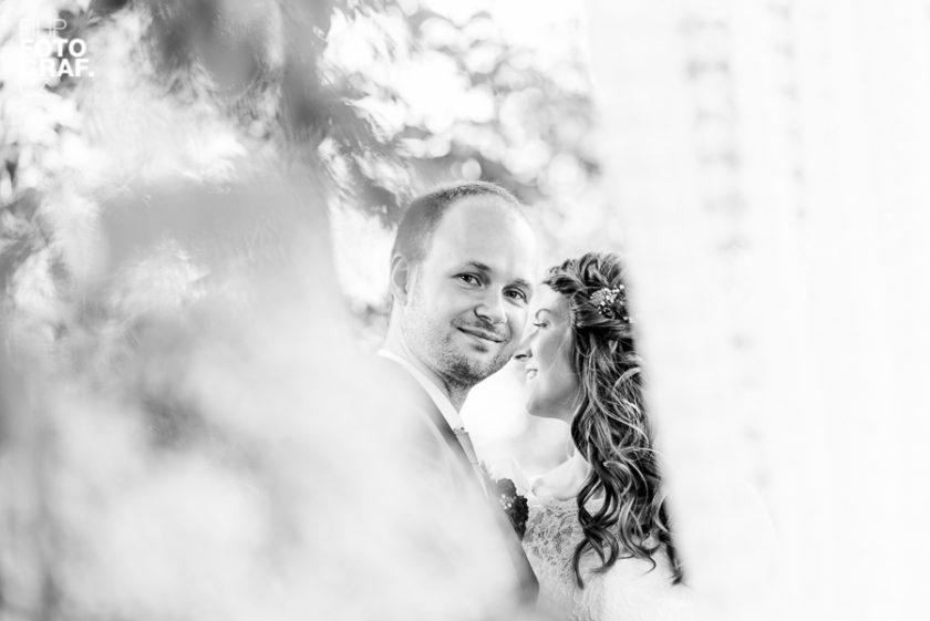 Svatební fotografie Míši a Milana