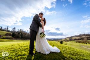 Wedding Photography, London Golf Course Landscape