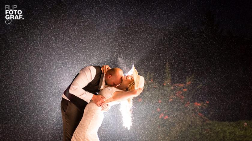 Svatební fotografie Gabči a Martina
