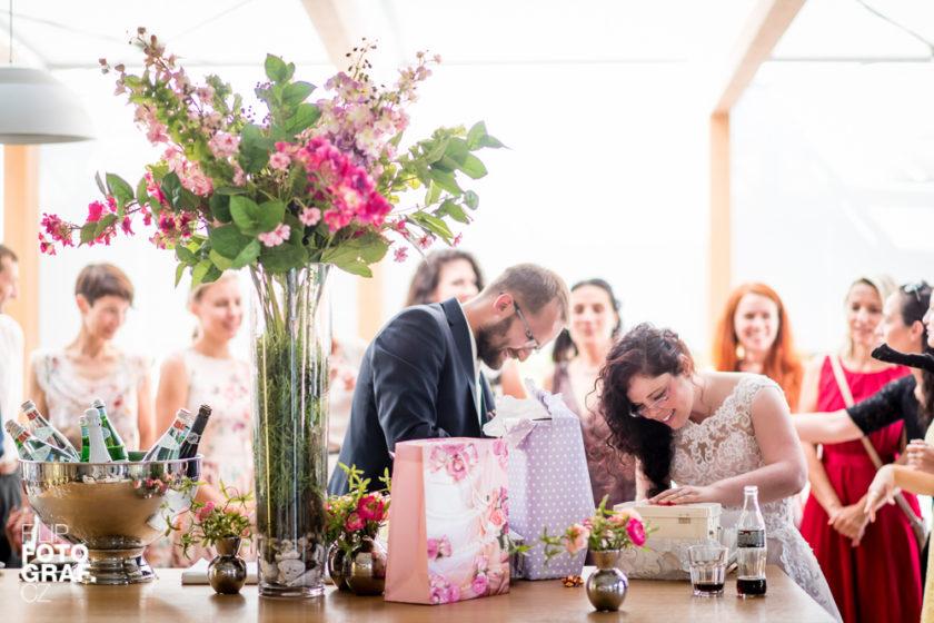 Svatební fotografie Radky a Jardy